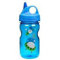 Fľaša Nalgene Grip'n Glup 350ml 2182-1912 blue space, Nalgene