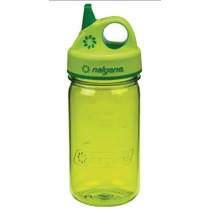 Fľaša Nalgene Grip'n Gulp 350ml 2182-1312 green cars, Nalgene