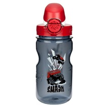 Fľaša Nalgene OTF Kids 350ml 1263-0001 gray smash, Nalgene