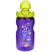Fľaša Nalgene OTF Kids 350ml 1263-0003 purple hoot, Nalgene