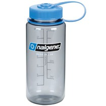 Fľaša Nalgene Wide Mouth 0,5l 2178-9016 gray, Nalgene