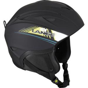 Lyžiarska helma Lange RX BLUE/LIME LK1H200, Lange