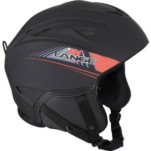 Lyžiarska helma Lange RX BLACK/RED LK1H201, Lange