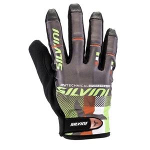 Pánske rukavice Silvini TEAM MA850 green, Silvini