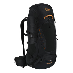Batoh Lowe alpine Axiom 5 Manaslu 65:75 Large black / bl, Lowe alpine