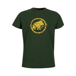 Pánske tričko Mammut Logo T-Shirt Men (1017-07295) woods, Mammut
