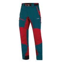 Nohavice Direct Alpine Patrol Tech petrol / red, Direct Alpine