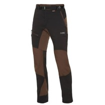 Nohavice Direct Alpine Patrol Tech black / brown, Direct Alpine