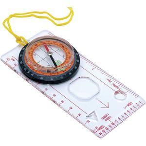 Mapový kompas s lupou Baladéo PLR020