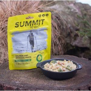 Summit To Eat losos s cestovinami a brokolicou veľké balenie 806201, Summit To Eat