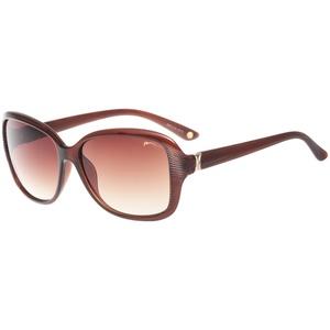 Slnečný okuliare Relax Pole hnedé R0311B