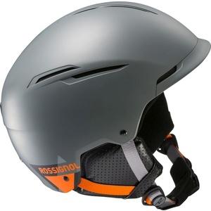 Lyžiarska helma Rossignol Templar Impacts Boy grey RKHH501, Rossignol