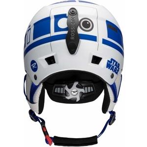 Lyžiarska helma Rossignol Comp J Star Wars R2D2 RKHH506, Rossignol
