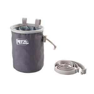 Pytlík na magnézium PETZL Bandi šedý, Petzl