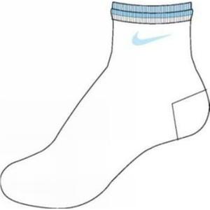 Ponožky Nike Femme SX0962-143, Nike
