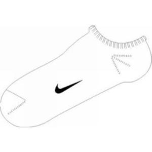 Ponožky Nike Ankle Femme Blue SX1430-103, Nike