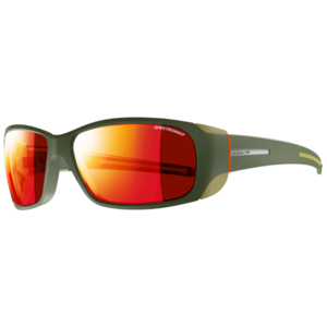 Slnečný okuliare Julbo Montebianco SP3 CF army / camel / orange, Julbo