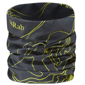 Nákrčník RAB Tube Ebony, Rab