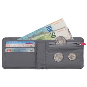 Peňaženka Mammut Flap Wallet Black 0001, Mammut