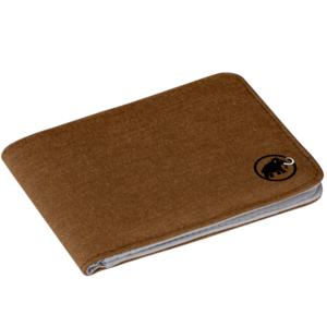 Peňaženka MAMMUT Flap Wallet melange Timber, Mammut