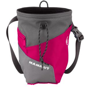 Pytlík na magnézium MAMMUT Rough Rider Chalk Bag Magenta, Mammut
