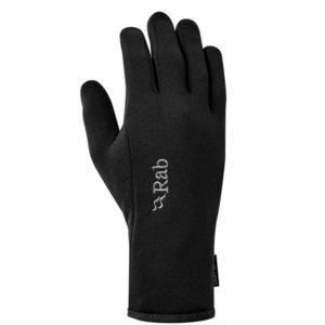 Rukavice Rab Power Stretch Contact Glove black / bl, Rab