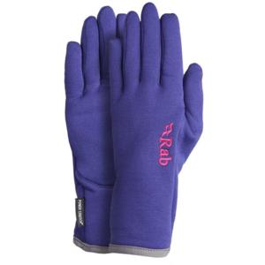 Rukavice Rab Power Stretch Pro Glove Women's indigo/v, Rab