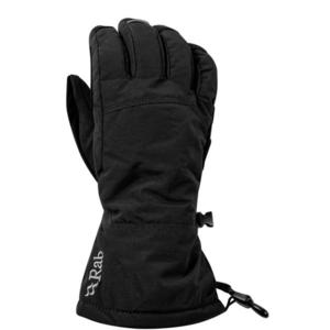 Rukavice Rab Storm Glove 2018 black / bl, Rab
