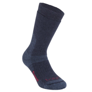 Ponožky Bridgedale Explorer Heavyweight Merino Performance Boot black/818, bridgedale
