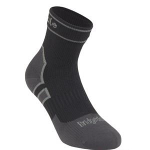 Ponožky Bridgedale Storm Sock LW Ankle black/845
