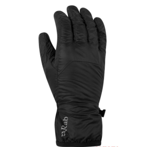 Rukavice Rab Xenon Glove black / bl, Rab