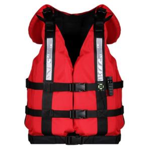 Plávacie vesta Hiko X-TREME RAFT 10500 červená, Hiko sport