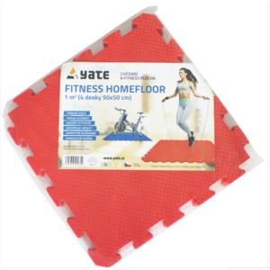 Podložka Yate Fitness Homefloor SET 4 ks / balenie, Yate