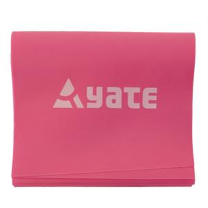 Fitband Yate 200x12cm stredne tuhý / červený, Yate