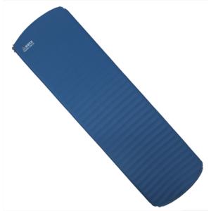 Samonafukovací karimatka YATE Trekker Stretch 3,8 modrá / sivá, Yate