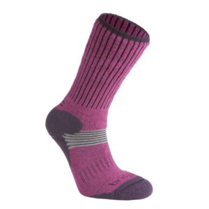Ponožky BRIDGEDALE XC Classic Womens Purple, bridgedale