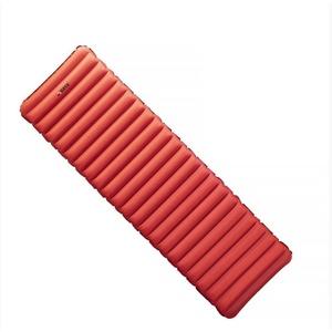 Nafukovací karimatka Yate NOMAD 193x58x9 cm červená / šedá, Yate