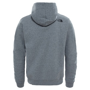 Mikina The North Face M OPEN GATE FULL ZIP HOODIE CG46LXS, The North Face