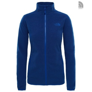 Mikina The North Face W 100 GLACIER FULL ZIP 2UAU2US, The North Face