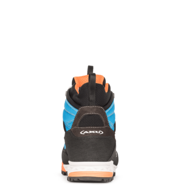 Topánky pánske AKU Tengu Lite GTX modro / oranžová, AKU