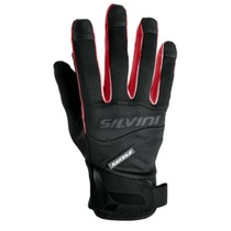 Rukavice Silvini FUSARO UA745 black-red, Silvini