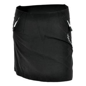 Dámska cyklistická sukňa Silvini INVIO WS859 black-white, Silvini