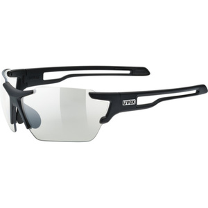 Športové okuliare Uvex SPORTSTYLE 803 VARIO, Black Mat (2201), Uvex