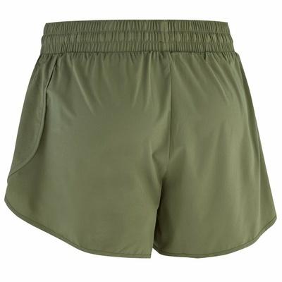 Dámske funkčné šortky Kari Traa Nora šortky 622838, zelená, Kari Traa