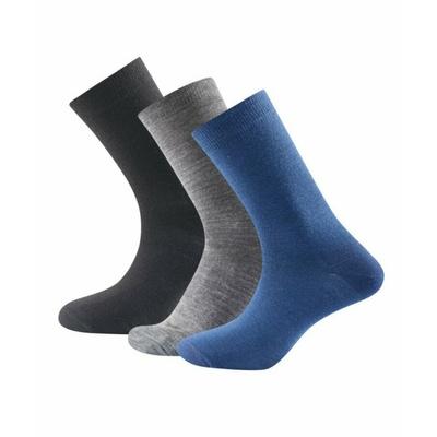 Ponožky Devold Daily Light 3 pack SC 592 063 A 273A