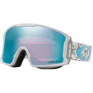 Lyžiarske okuliare Oakley LM XM Camo Vinie Snow w / prizm Saphr Irid OO7093-16, Oakley
