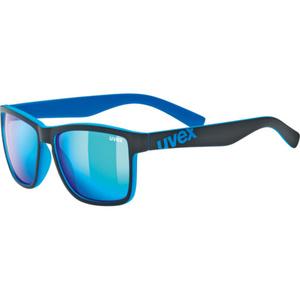 Slnečný okuliare Uvex LGL 39 Black Mat Blue (2416), Uvex
