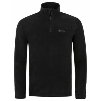 Pánska fleecová mikina Kilpi Almere-M čierna, Kilpi