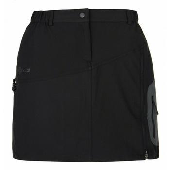 Dámska outdoorová sukne Kilpi ANA-W čierna, Kilpi