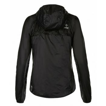 Dámska priedušná bunda Kilpi AROSA-W čierna, Kilpi